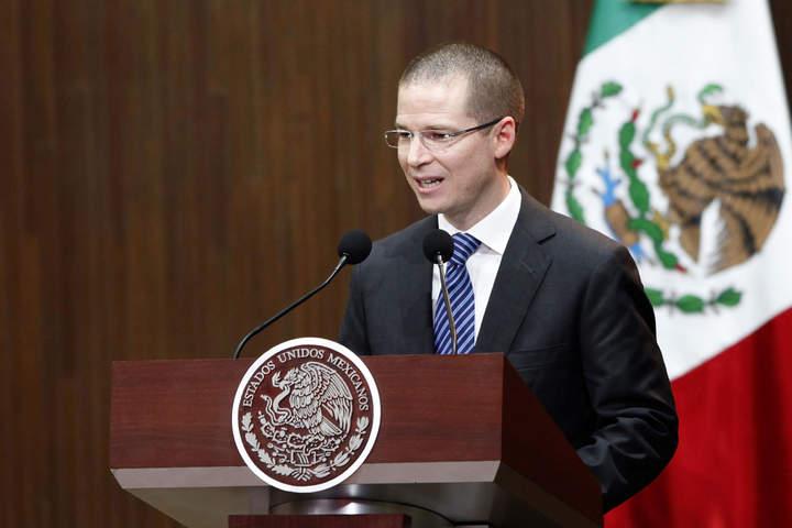 Ricardo Anaya pedirá licencia en la Cámara de Diputados