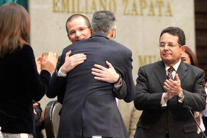Confirma Anaya retiro para ir por Secretaría General del PAN