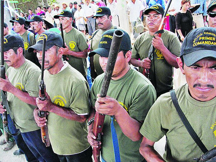 Inicia la Policía rural con 200 agentes en Guerrero