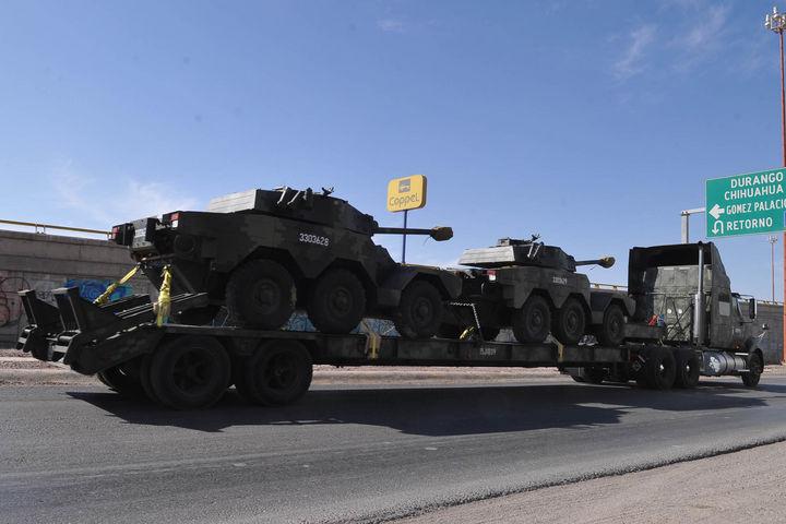 Montará el Ejército exposición en Feria