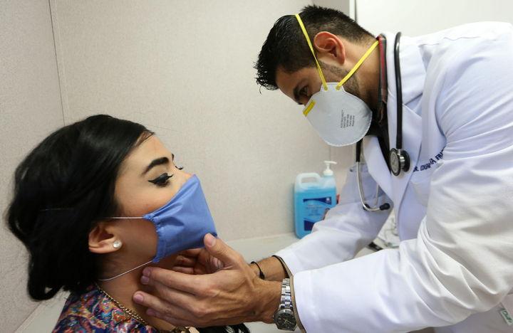Suman seis mil 242 casos de influenza