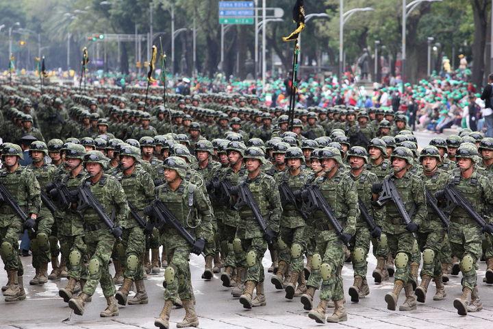 Perfilan juicio civil contra los militares