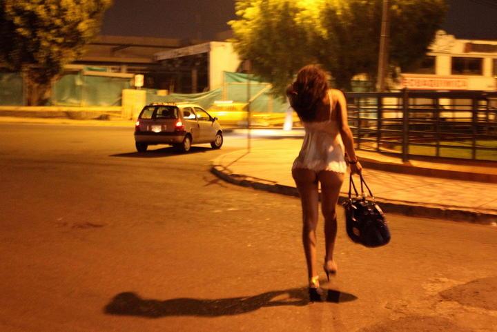 Эквадор проституткй