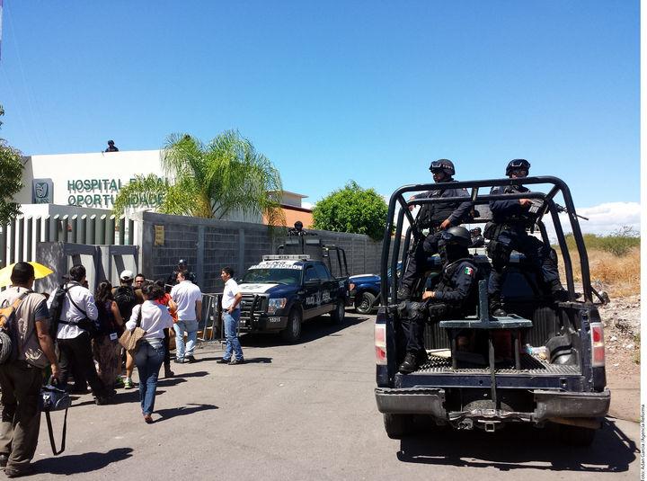 Blindan la visita de Chong a Michoacán