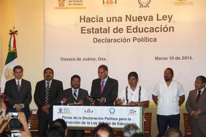 Desacata Oaxaca la Reforma Educativa