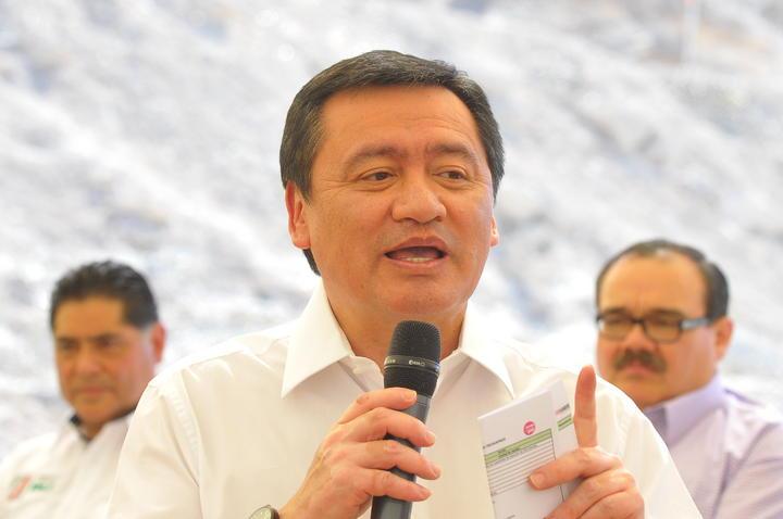 Osorio Chong afirmó que hay unidad y claridad en el gobierno