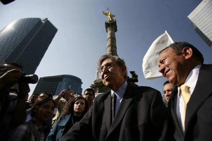 Se dice Cárdenas abierto a participar por unidad del PRD