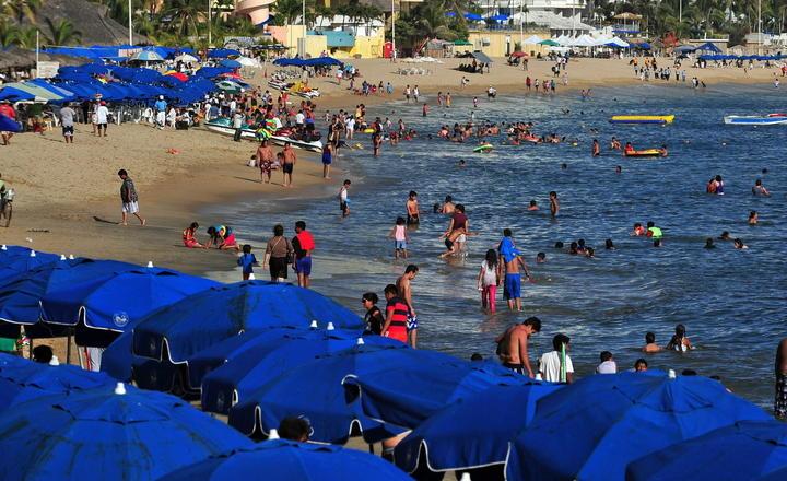 Registra Acapulco 60% de ocupación hotelera