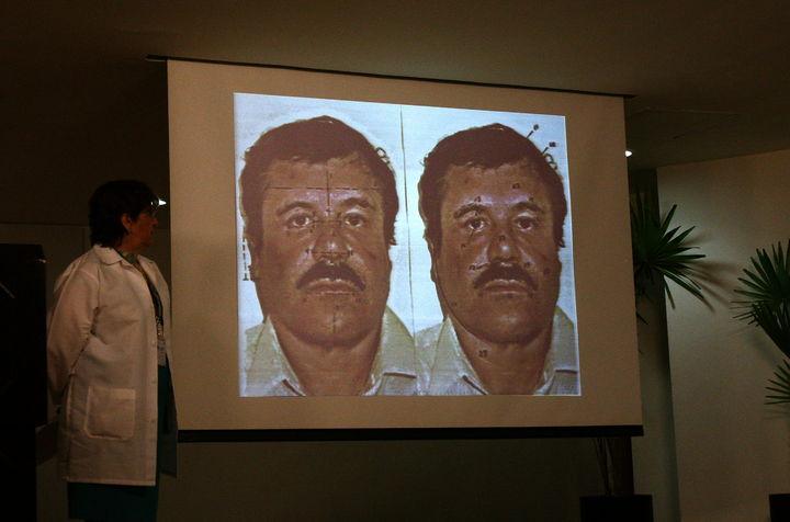 Escoltaban a Chapo exmilitares
