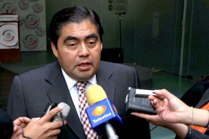 PRI y PAN pactarían reformas por impunidad en Oceanografía: Barbosa