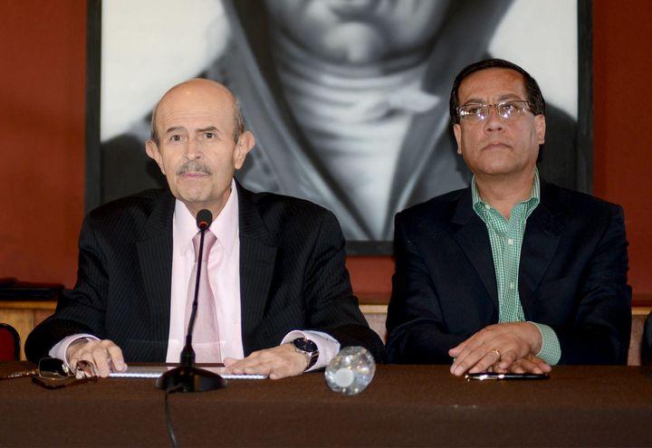 Hago votos por que Mora salga: Fausto
