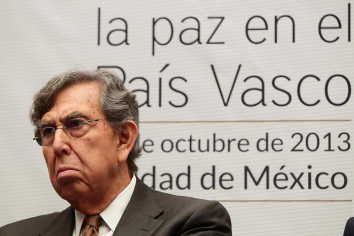 Pide Cuauhtémoc Cárdenas juicio claro para extesorero de Michoacán