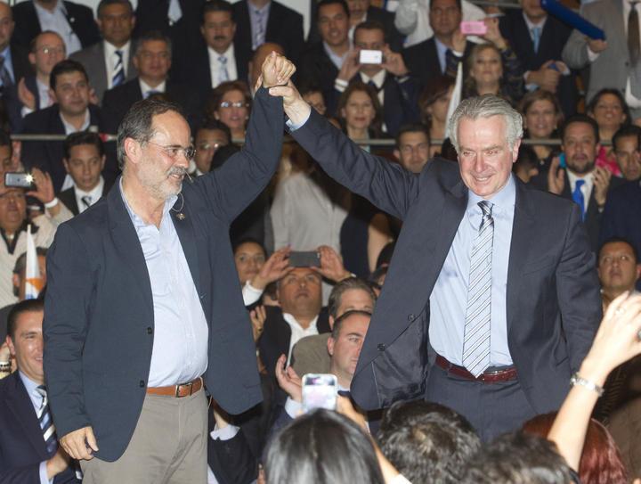Gustavo Madero arranca en el Edomex su campaña