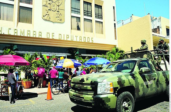 Federales asumen el control en Tabasco