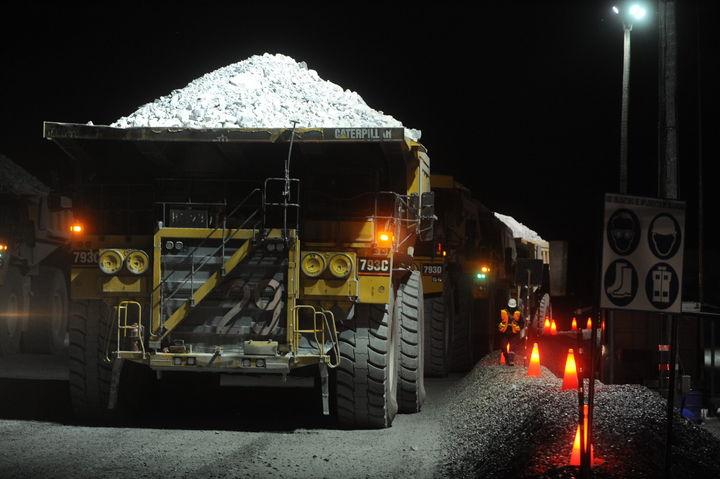 Inseguridad ahuyenta a mineras