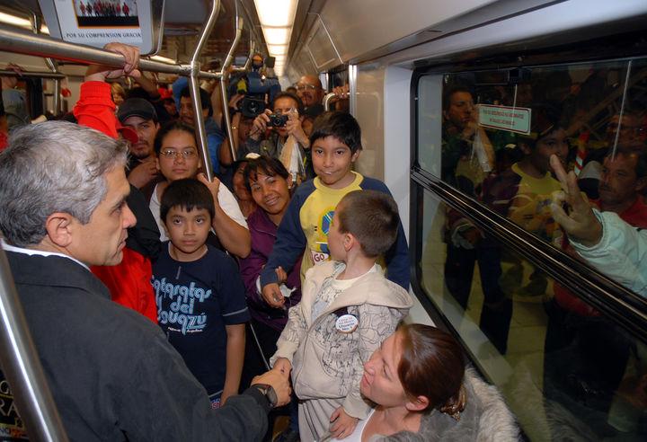 Cierran L-12 del Metro