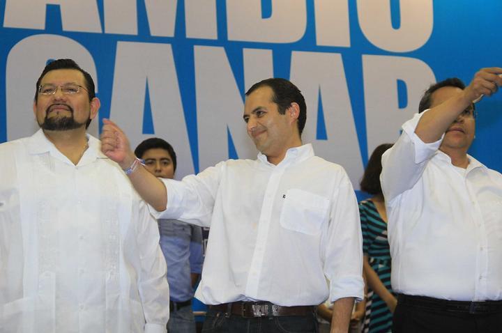 Aquí viene el PAN que va hacer temblar al PRI: Ernesto Cordero