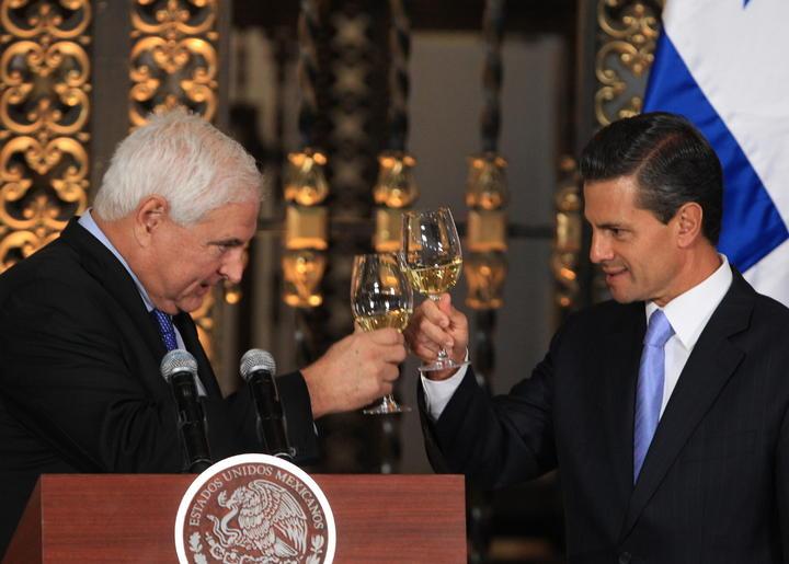 Dejará Peña Nieto huella en México, asegura Martinelli