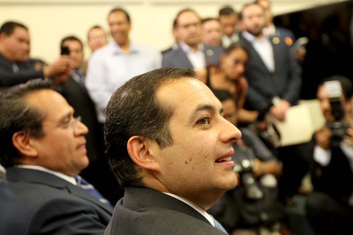 Pide Cordero a partidos dejar a Senado debate sobre telecom