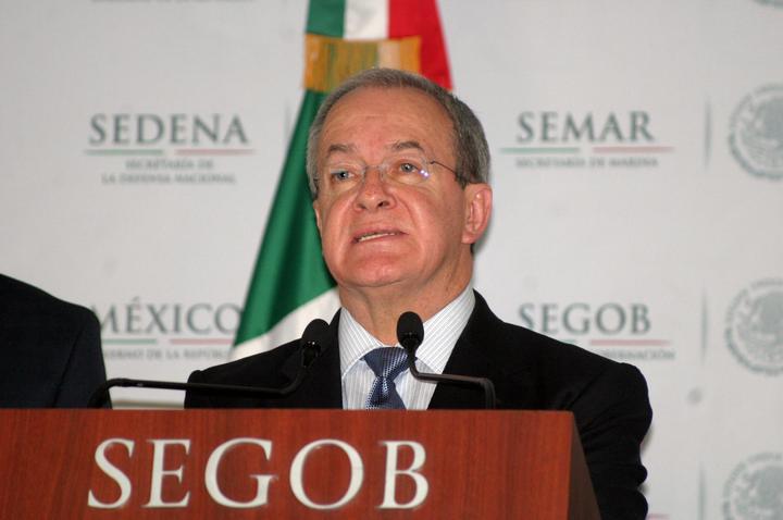 Promete Rubido revisar asesinato de alcalde de Tanhuato