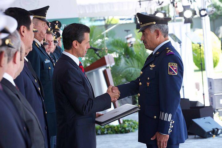 Se recupera orden, asegura Peña Nieto