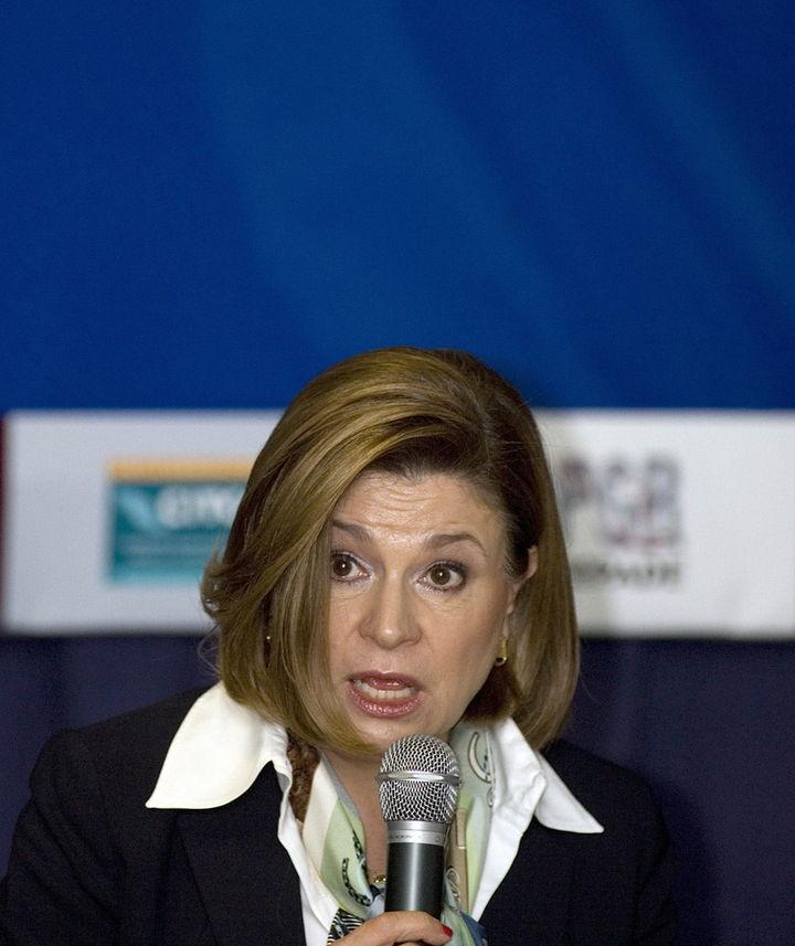 Renuncia senadora a ver el caso OSA