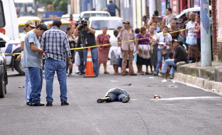 Registra el país 2 mil 975 homicidios en 2014