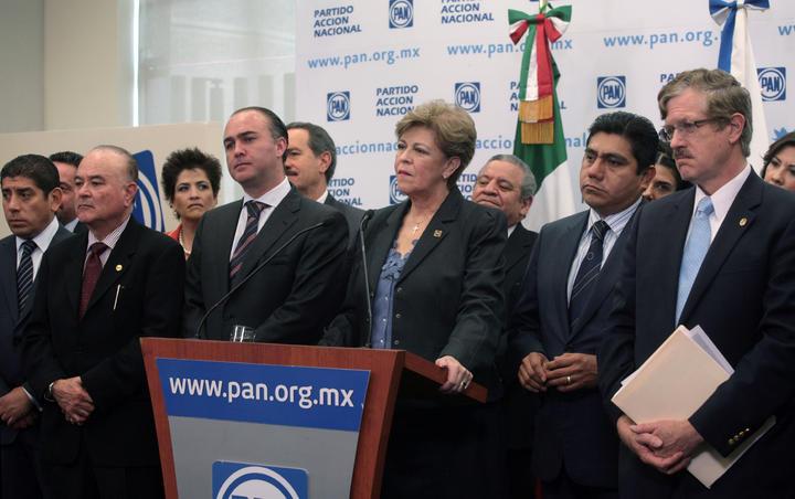PAN no arruinará proceso de reformas: Romero