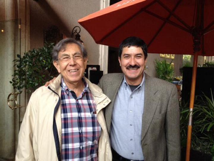Acuerdan Corral y Cárdenas ir juntos contra ley telecom
