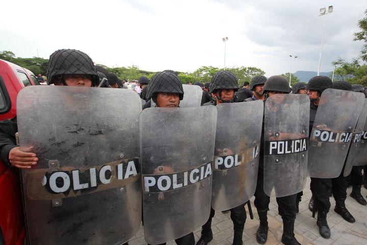 Termina el paro de Policías en Tabasco