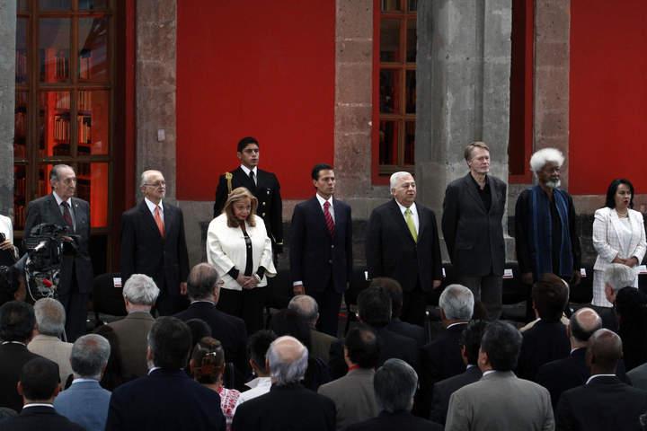 Octavio Paz proyectó a México en el mundo: EPN