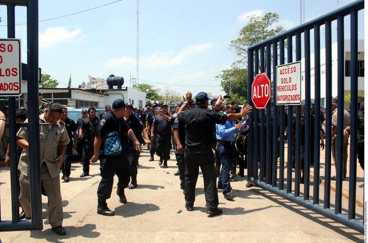 Reactivan patrullajes en Tabasco