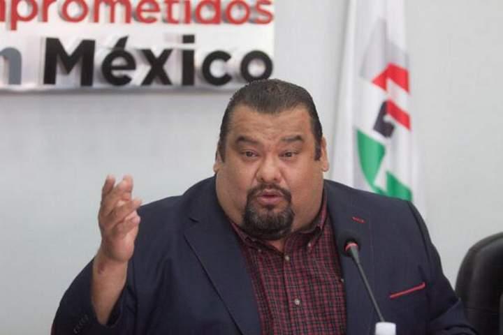 Destituyen a Cuauhtémoc Gutiérrez, líder del PRI DF