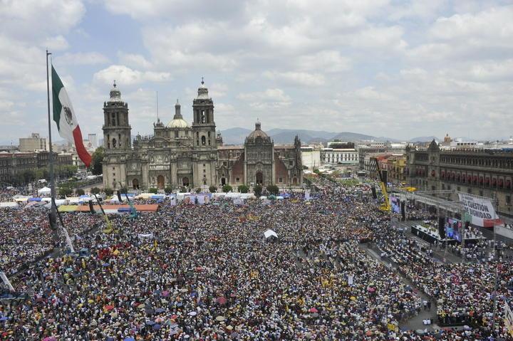 Habrá internet gratis en el Zócalo y otros parques del DF