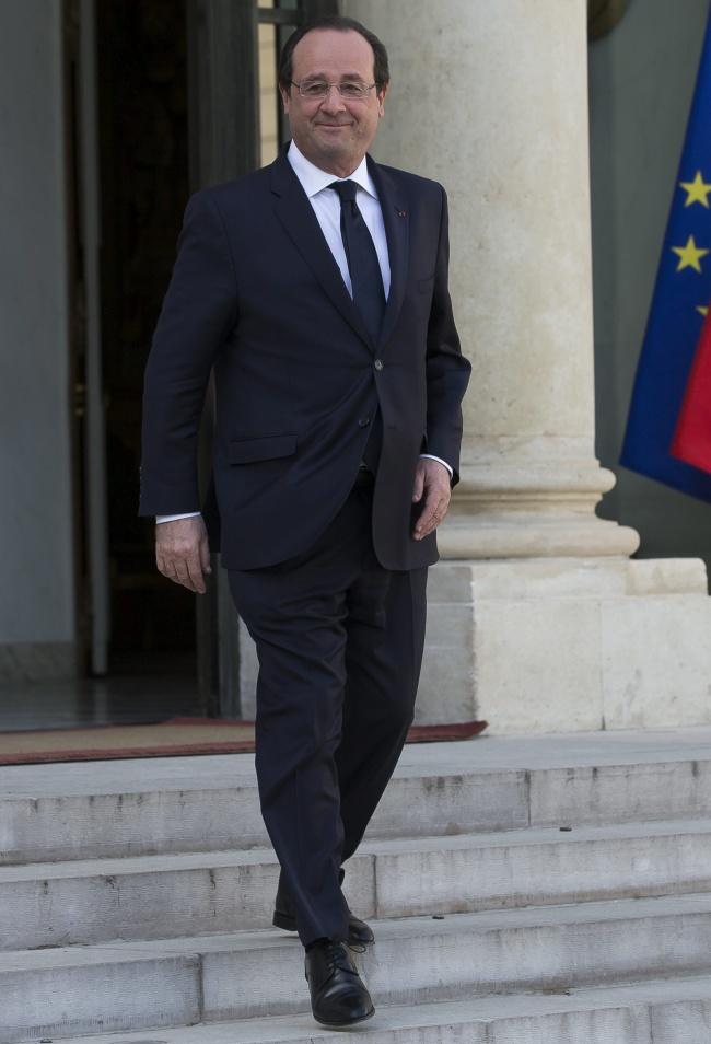 Visitará México el presidente de Francia