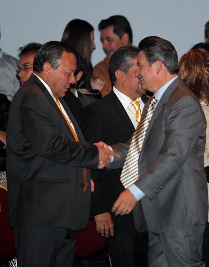 Coinciden Zambrano y Navarrete en Consejo para PRD