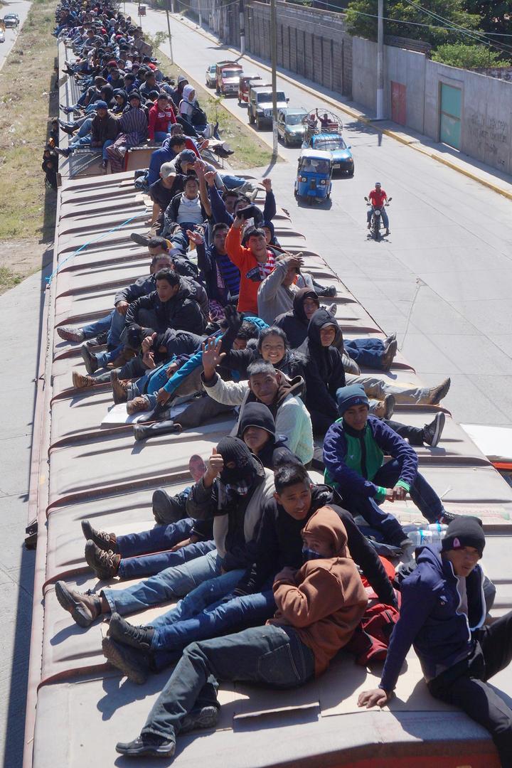 Conceden visa humanitaria a 15 migrantes amputados por