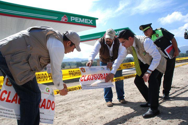 IFAI pide ubicación de gasolineras irregulares