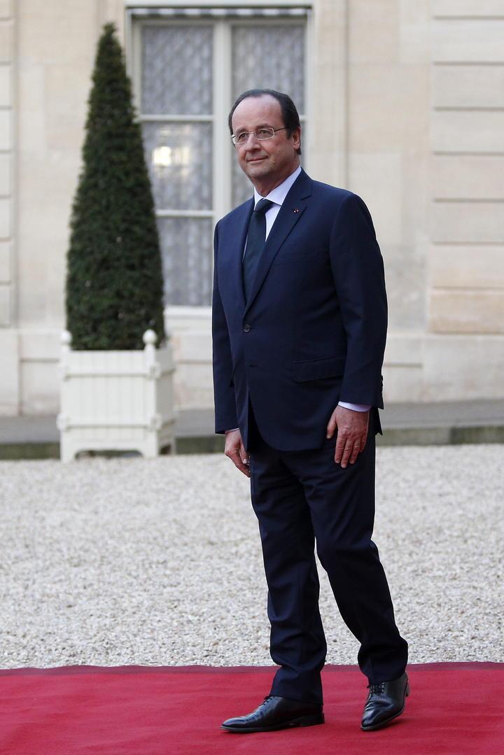 Detallan intensa agenda de Hollande en México