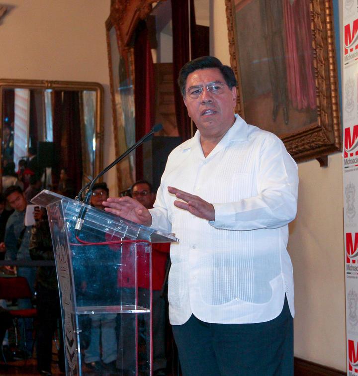 ¿Cuánto ganaba Jesús Reyna en Michoacán?