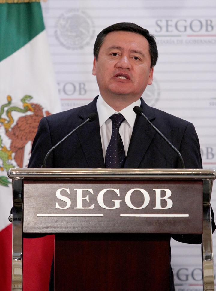 Rechaza Osorio que se fragüe un nuevo