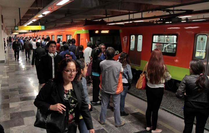 Suspenden servicio en L-1 del Metro tras accidente