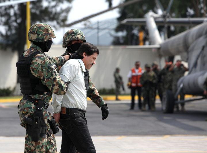 Capturan en Colombia a enlace del