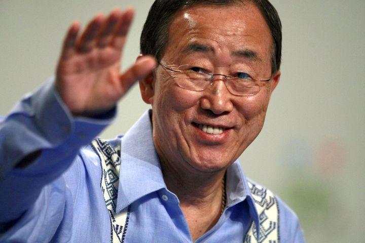 Confirman visita de Ban Ki-Moon