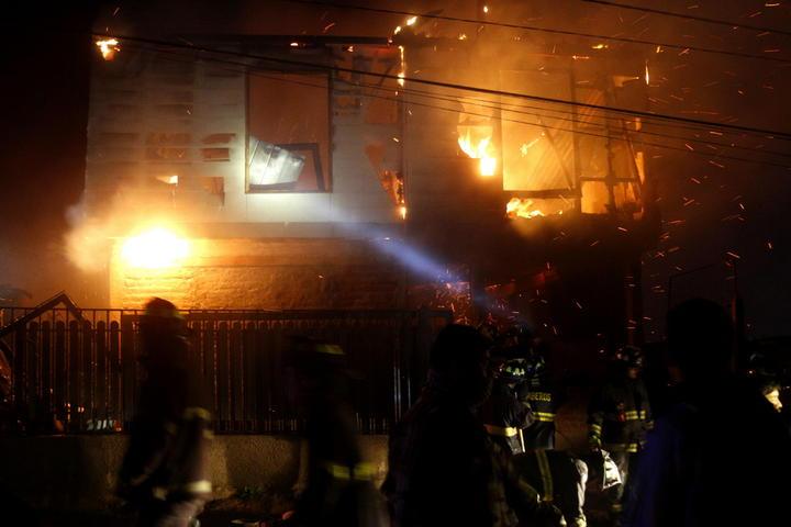 Expresa México su pesar por víctimas de incendio en Valparaíso