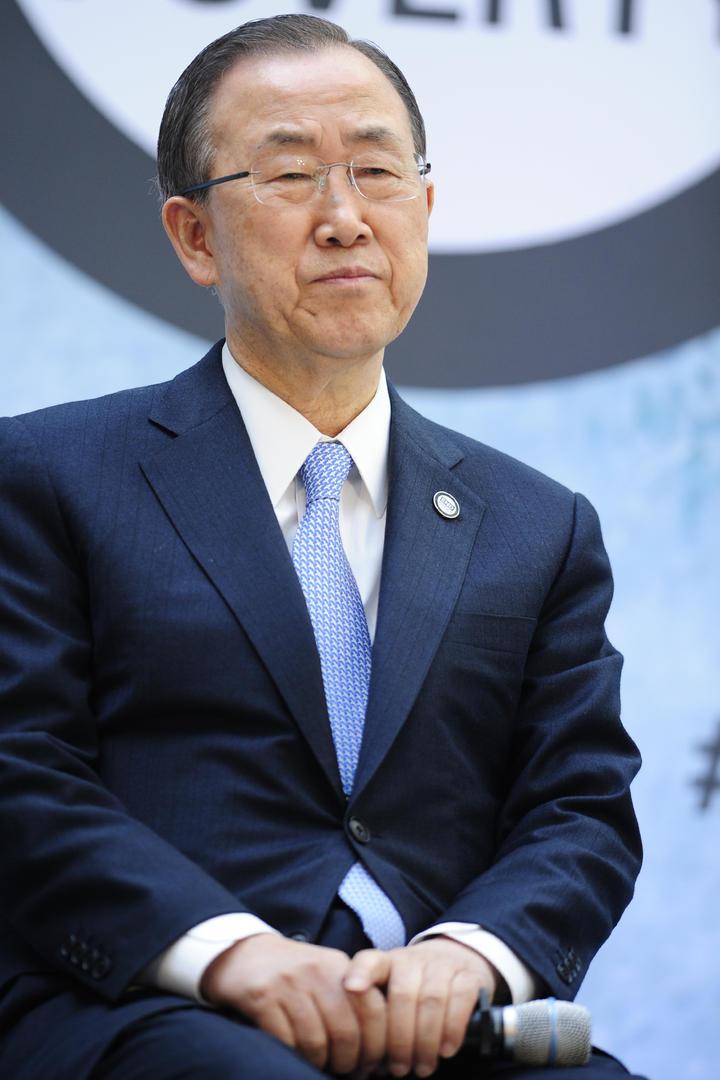 Ban Ki-moon destacó los desafíos de México sobre la migración