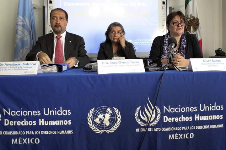 Solicitan a México ratificar protocolo