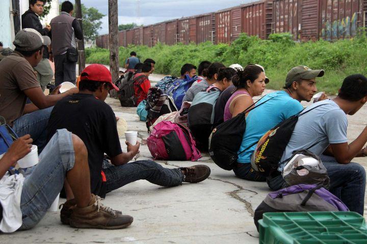 Había mexicanos en el asalto a tren