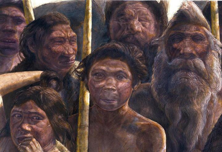 Reconstruyen por primera vez el epigenoma de dos homínidos prehistóricos