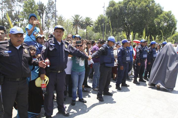 Despliegan a más de 11 mil policías en Iztapalapa